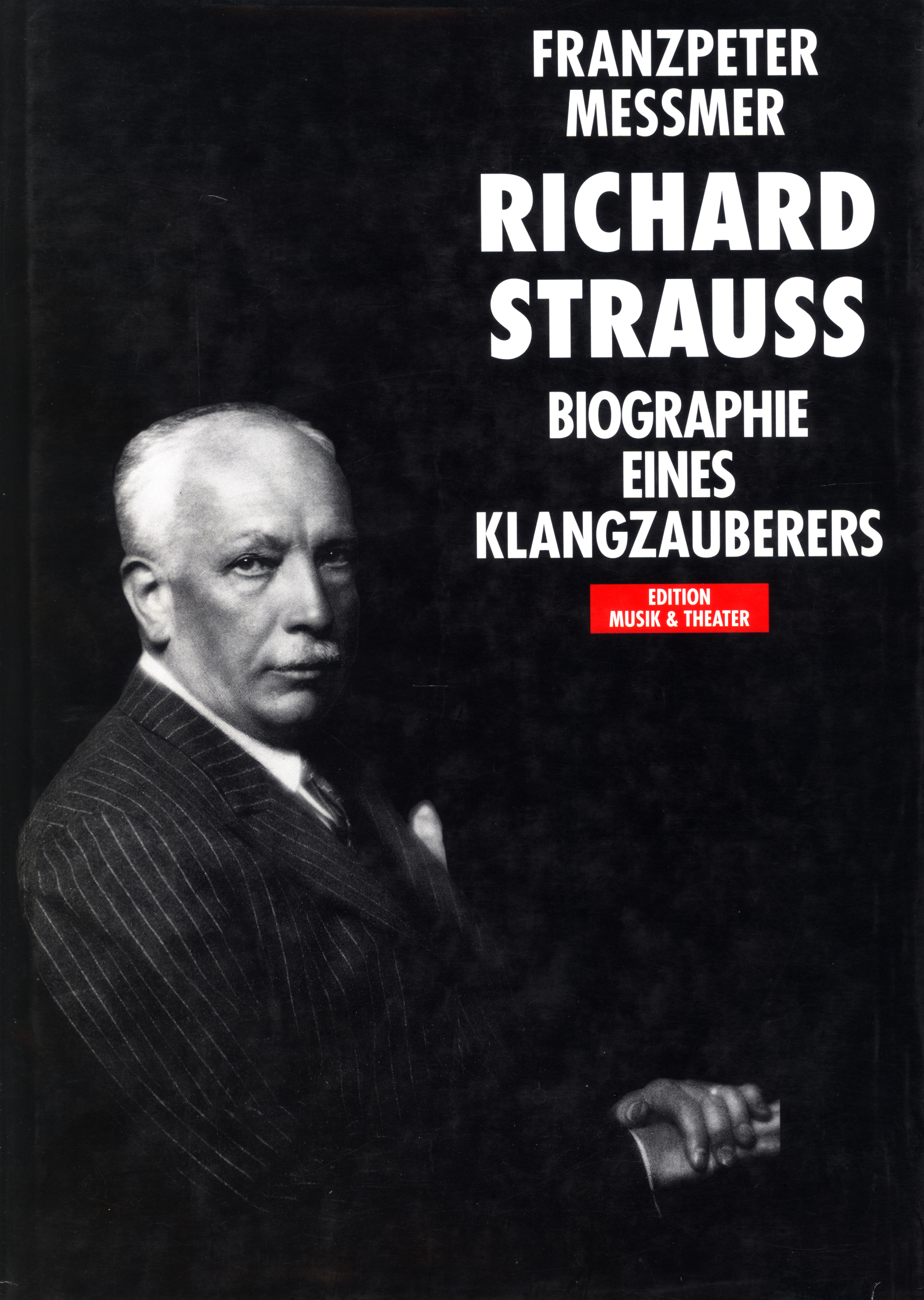Buchtitel: Richard Strauss - Biographie