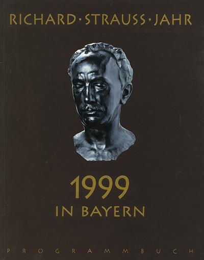 Richard-Strauss-Jahr in Bayern 1999