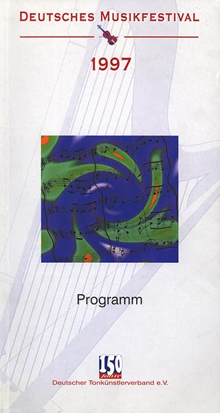 Deutsches Musikfestival 1997