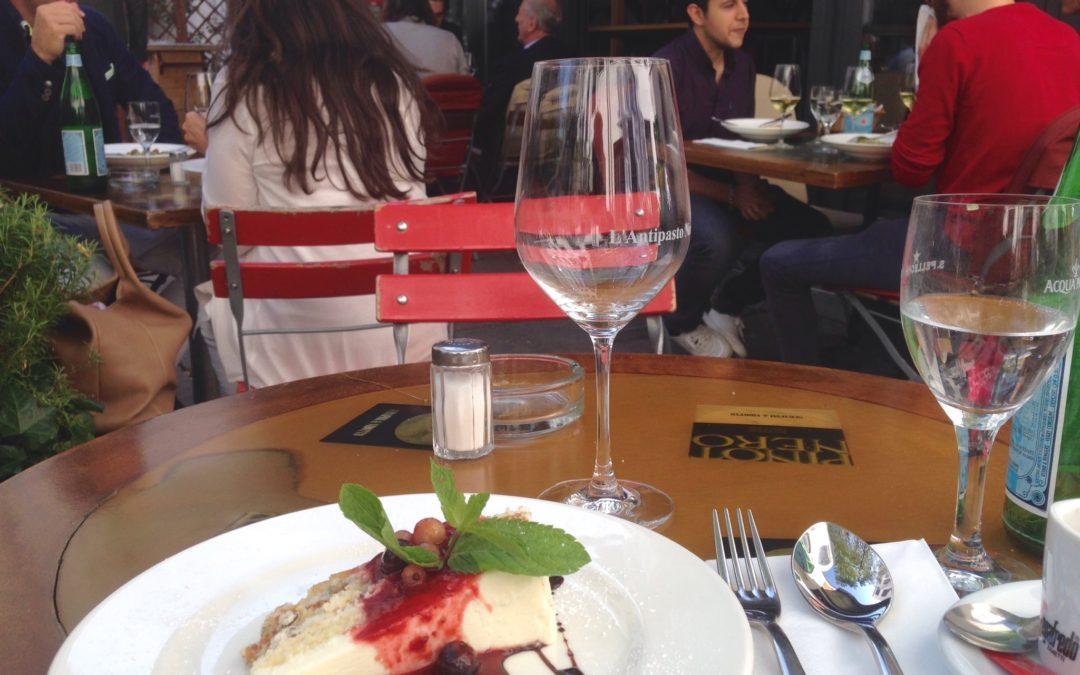 Straßenrestaurants – Leitkultur-Evaluierungen 1