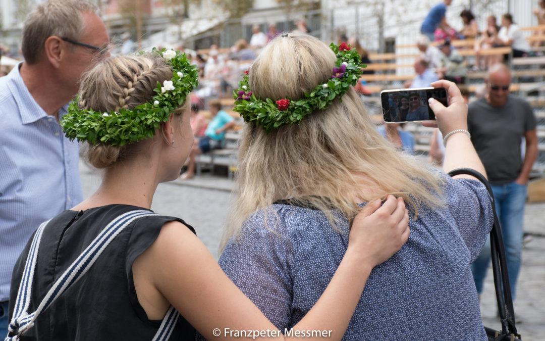 Landshuter Hochzeit: Surreale Zeitreise