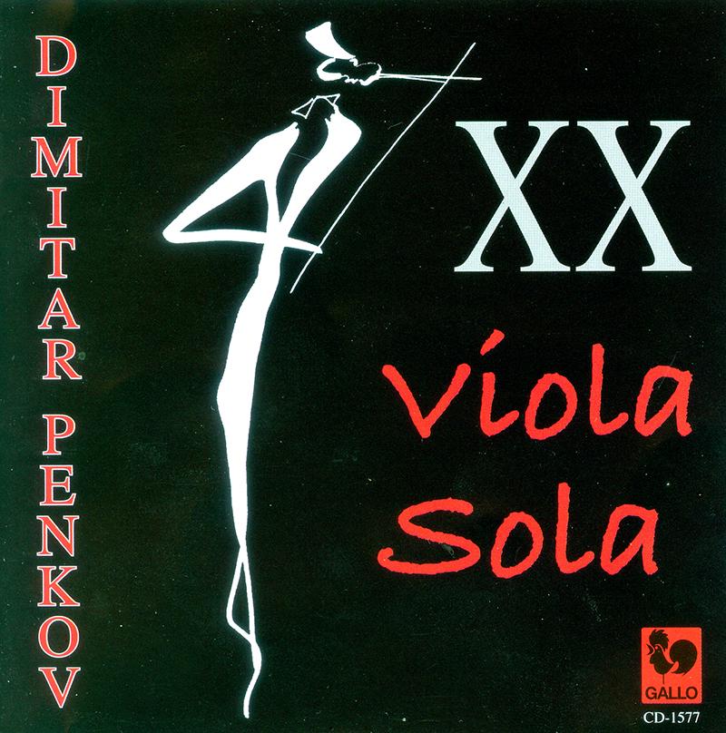 Viola-Musik des 20. Jahrhunderts