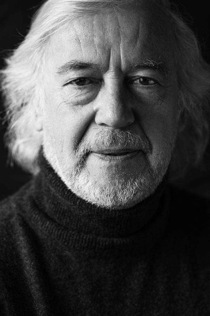 Porträt von Franzpeter Messmer